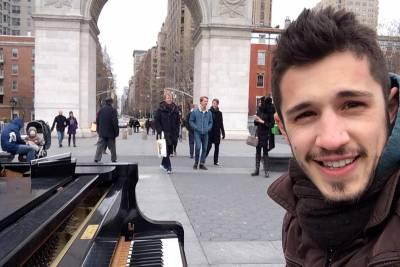 Francesco Parrino Youtube Pianist Media Gallery 11