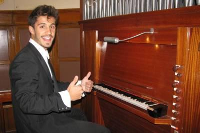 Francesco Parrino Youtube Pianist Media Gallery 4